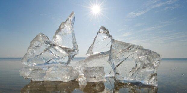 Diese Woche gibt es Sonne und Eis