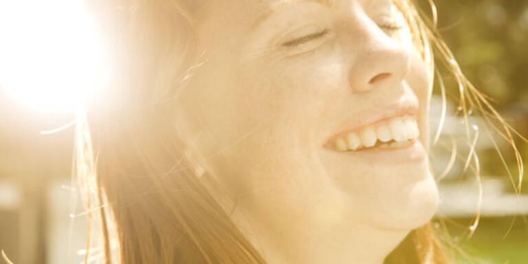 Sonnenlicht senkt den Blutdruck