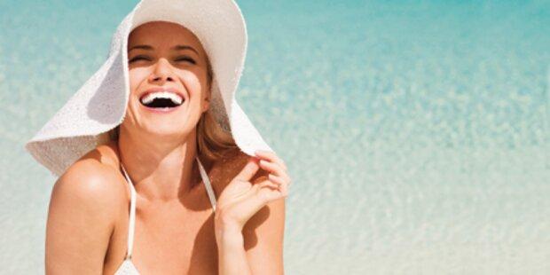 Sonnenschutz: Welcher Hauttyp sind Sie?