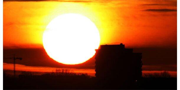 Klimaschutz durch  Riesenspiegel