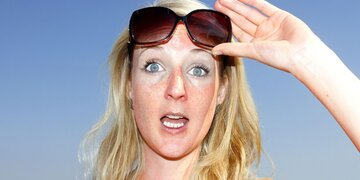 Sonnenbrand: Haben Sie zu viel Sonne erwischt?