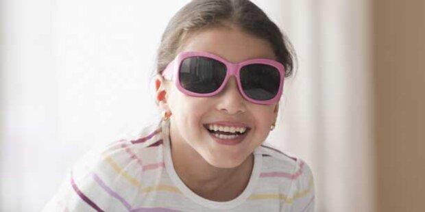 Kindersonnenbrillen im Test