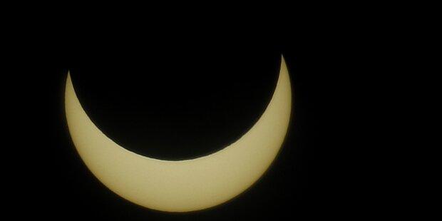 Sonnenfinsternis: Das Himmels- Spektakel