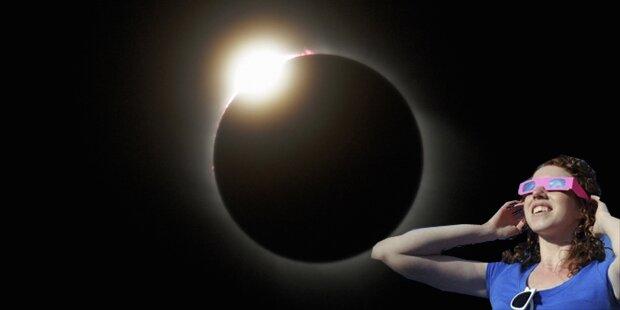 Österreich erlebt 2015 eine Sonnenfinsternis