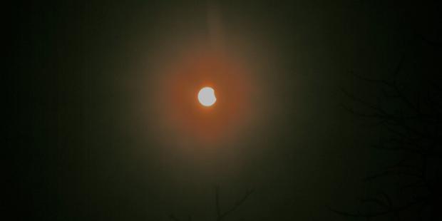 Sonnenfinsternis: Schicken Sie uns Ihre Fotos