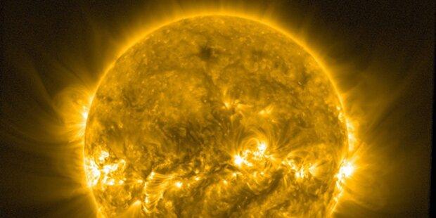 Sonnenstürme sind häufiger als angenommen