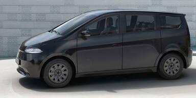 Sono kann Solar-E-Auto Sion doch bauen