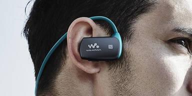 Sport-Walkman von Sony im Test