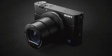 Neue Sony RX100V trumpft groß auf
