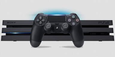 Nur noch eine Konsole liegt vor der PS4