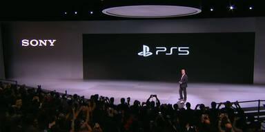 PS5: Sony präsentierte neue Details