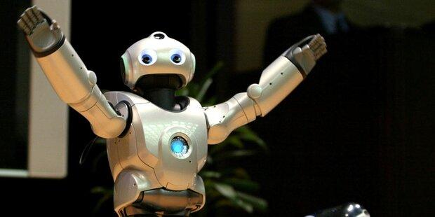 Chefs werden nicht von Robotern ersetzt