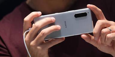 Sony greift mit innovativem Bild-Sensor an