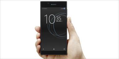 Sony bringt das günstige Xperia L1