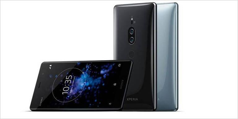Sony-Smartphones bald mit Super-Kamera