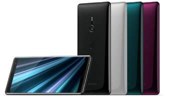 Jetzt hat auch Sony ein OLED-Smartphone