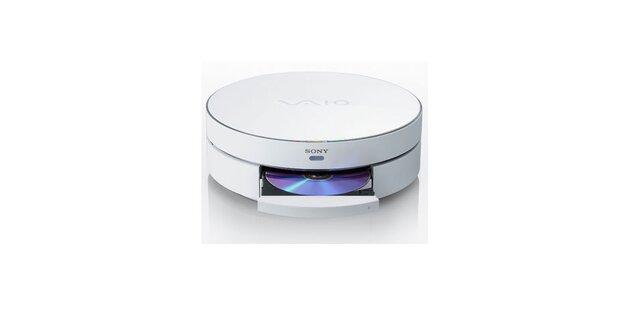 Sony zeigt neue MediaCenter-PCs
