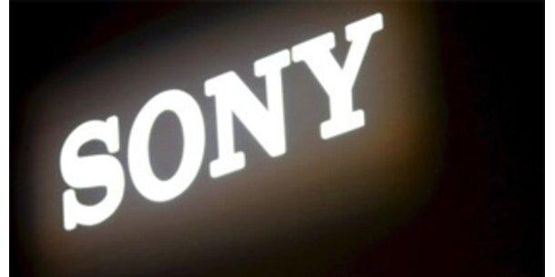 Sony streicht 2.000 Stellen in Japan