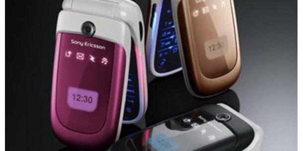 Sony Ericsson braucht 100 Mio. Euro