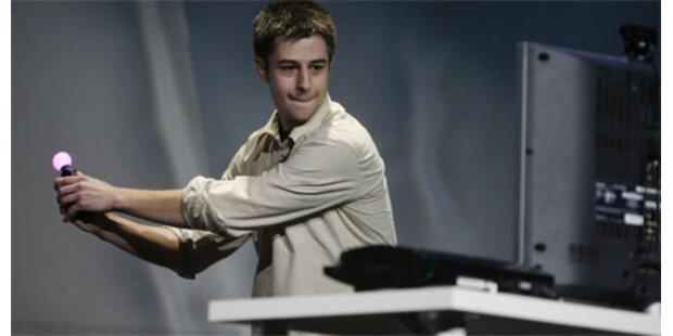Motion Controller für PS3 kommt 2010