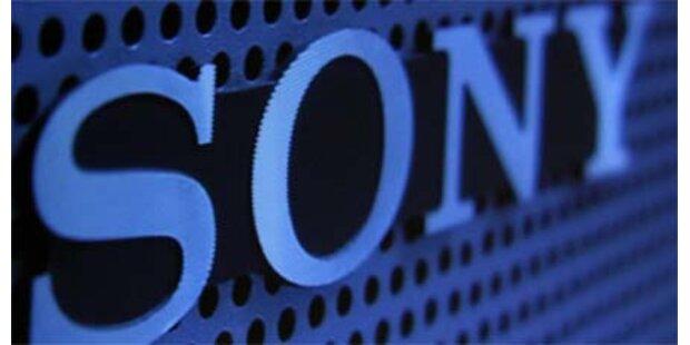 Sony: Mit 3D-Fernsehern aus der Krise