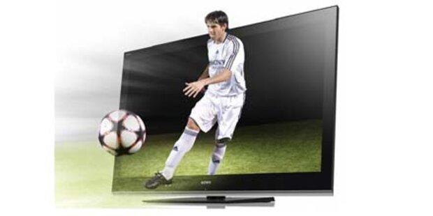 Offizielle Preise & Termine für 3D-TVs