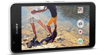 Sony bringt günstiges LTE-Smartphone