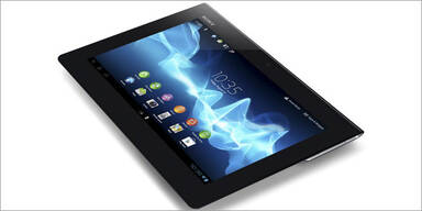 Sony greift mit dem Xperia Tablet S an
