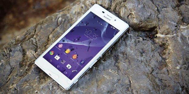 Sony bringt das Xperia M2 Aqua