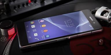 Sony Xperia Z2 startet jetzt in Österreich