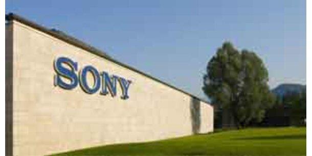 Sony jubelt über Rekordgewinne