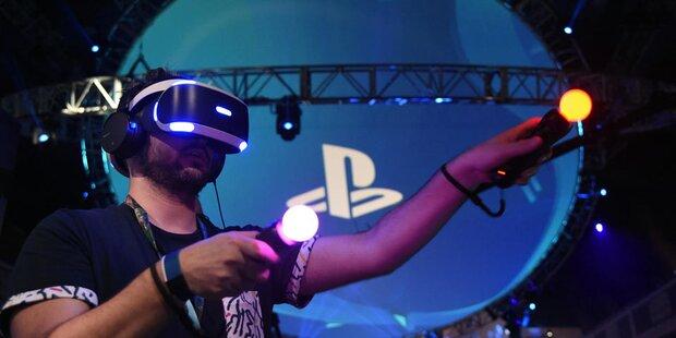 Neue PS4-Games & Starttermin für VR-Brille