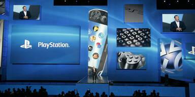 Sony mit Software-Feuerwerk auf der E3