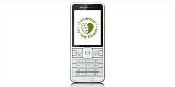 Green Heart - Grüne Handys für die Zukunft