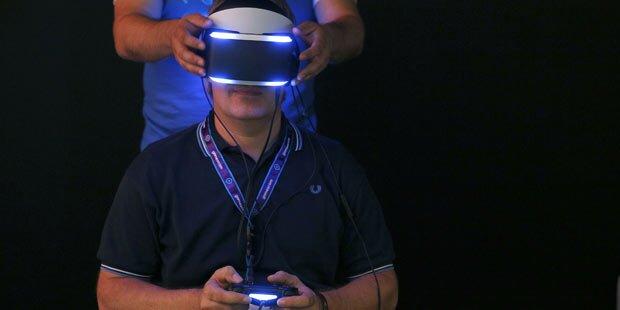 Das kann Sonys PS4-Brille