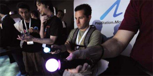 Preise & Termin für Sony Move und PS Plus