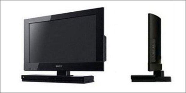 Sony Fernseher mit integrierter PS2