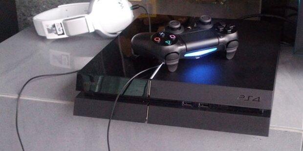 PS4: Sony hat die Hardware verbessert