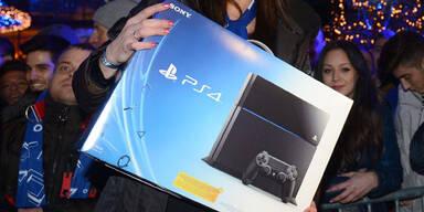 Sony hat schon 5 Millionen PS4 verkauft