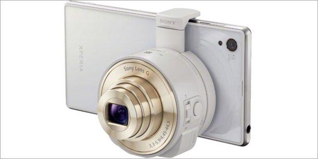 Sonys Smartphone-Kamera im Test