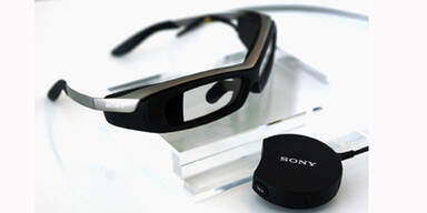 "Sony präsentiert ""Smart Eye Glass"""