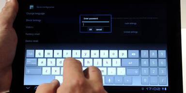 Sonys neues Tablet S im ersten Test