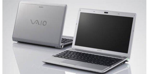 Sony bringt Vaio S11- und Y-Serie