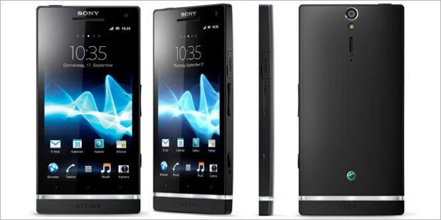Smartphones: Sony greift ohne Ericsson an