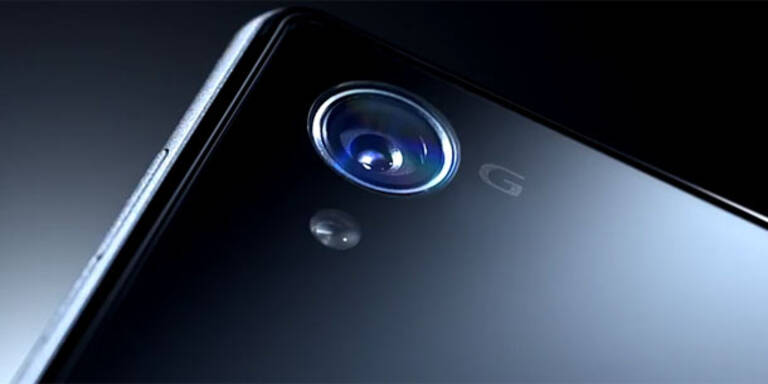 Sony: Top-Smartphone mit 4K-Videos?