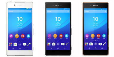 Sony Xperia Z4 greift Galaxy S6 an