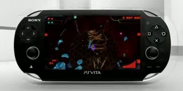 Playstation Vita & 3D-Monitor