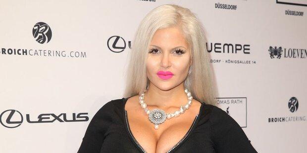 Sorge um schwangere Sophia Vegas