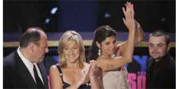 Die Sopranos räumen bei den Emmys ab