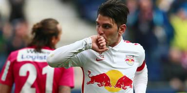 Last-Minute-Sieg für Salzburg
